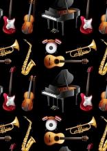 Allets Comfort , Gitaarakkoorden- Gitaartabs Notenschrift- Bladmuziek (A4) Colorful Instrument- Allets Comfort