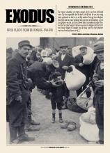 Michael  Amara Exodus. Belgen op de vlucht 1914 - 1918