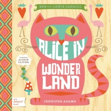 Jennifer Adams , Alice in Wonderland