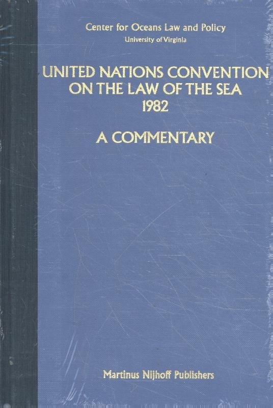 ,United Nations Convention on the Law of the Sea 1982, Volume VII