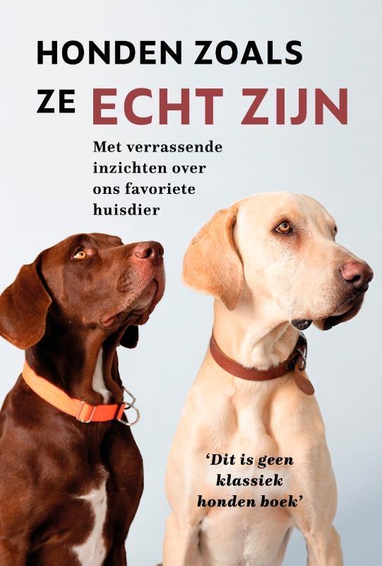 Chris Dusauchoit,Honden zoals ze echt zijn