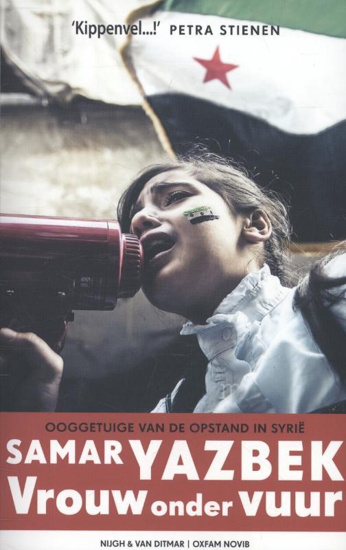 Samar Yazbek,Vrouw onder vuur