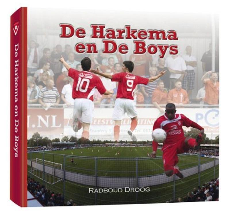Radboud  Droog,De Harkema en de boys