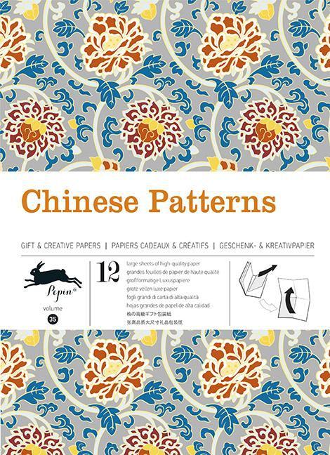Pepin van Roojen,Chinese patterns Volume 35