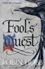 Hobb Robyn,Fool's Quest
