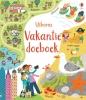 ,<b>Vakantie doe-boek</b>
