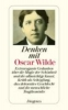 Wilde, Oscar,Denken mit Oscar Wilde
