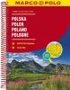 ,Polen Wegenatlas Marco Polo