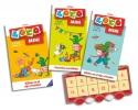 <b>Mini Loco Kikker pakket</b>,Kikker en al zijn vriendjes  ontwikkelingsspelletjes 4-6 jaar