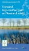,Fietsknooppuntkaart Friesland, Kop van Overijssel en Flevoland noord