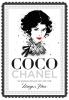 Megan  Hess,Coco Chanel