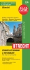 Falk  Route.nl ,Stadsplattegrond & Fietskaart Utrecht