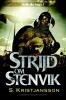 <b>S.  Kristjansson</b>,Strijd om Stenvik