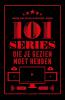 Koen Sonck Dirk Nielandt,101 series die je gezien moet hebben