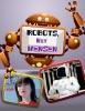 Kathryn  Clay ,Robots in actie - Robots, net mensen