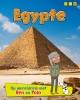 <b>Anita  Ganeri</b>,Egypte, Op wereldreis met Ben en Polo