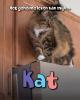 Mary  Colson ,Kat