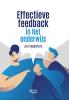 Jan  Coppieters ,Effectieve feedback in het onderwijs