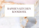 Raphelie Mauridi Asengo ,Raphie`s Kitchen Kookboek