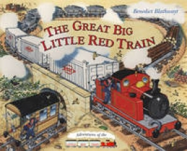 Blathwayt, Benedict Little Red Train: Great Big Train