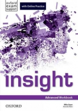 insight: Advanced. Workbook and Online Practice