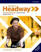 Headway: Pre-Intermediate: Student`s Book B with Online Practice