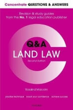 Malcolm, Rosalind Concentrate Q&A Land Law