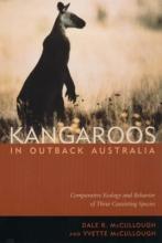 Dale R. McCullough,   Yvette McCullough Kangaroos in Outback Australia