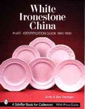 Dieringer, Ernie White Ironstone China