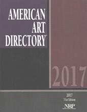 American Art Directory 2017