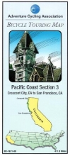 Adventure Cycling Association Pacific Coast Bicycle Route #3