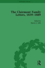 The Clairmont Family Letters, 1839-1889