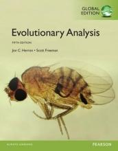 Scott Freeman,   Jon C. Herron Evolutionary Analysis, Global Edition