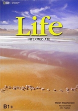 Life Intermediate: Student`s Book with DVD and MyLife Online Resources, Printed Access Code