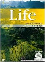 Dummett, Paul,   Hughes, John,   Stephenson, Helen Life - First Edition A2.2/B1.1: Pre-Intermediate - Workbook + Audio-CD