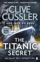 Jack du Brul Clive Cussler, The Titanic Secret