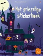 Fiona Watte , Het griezelige stickerboek