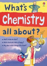 Alex Frith, What`s Chemistry all about?