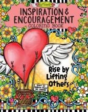 Suzy Toronto Inspiration & Encouragement Coloring Book