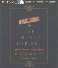Lutz, Deborah The Bronte Cabinet