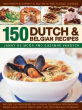 Janny,Moor de 150 Dutch & Belgian Recipes