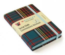 Waverley Scotland Anderson: Waverley Genuine Tartan Cloth (9cm x 14cm) Pocket