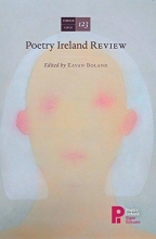 Eavan Boland Poetry Ireland Review Issue 123