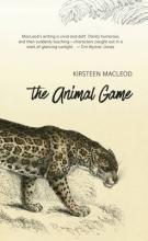 MacLeod, Kirsteen The Animal Game