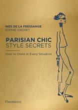 De La Fressange Ines, Parisian Chic Look Book