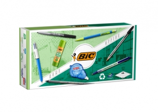 , Schrijfset Bic Office Eco-kit
