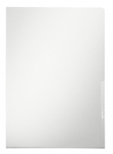 , Insteekmap L-model Leitz 4100 A4 PVC 0.15mm transparant
