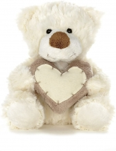 , Beer olle heart assorti - knuffel - pluche