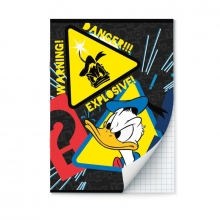 , A4 RUIT SCHRIFT 2-PAK DONALD DUCK BTS 20-21 FSC MIX-CREDIT