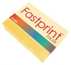 , Kopieerpapier Fastprint A4 120gr diepgeel 250vel
